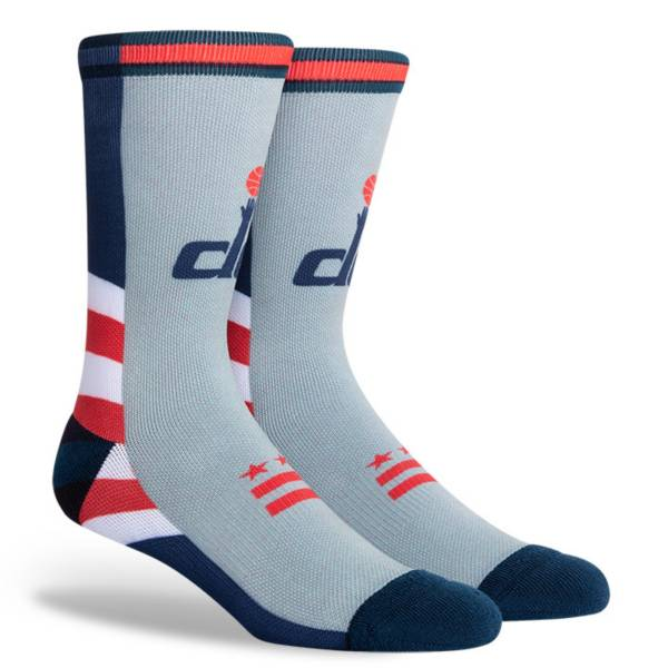 PKWY 2020-21 City Edition Washington Wizards Crew Socks product image