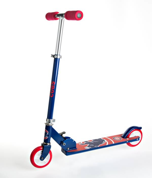 Walk-Onz Sports Youth Chicago Cubs Folding Kick Scooter product image