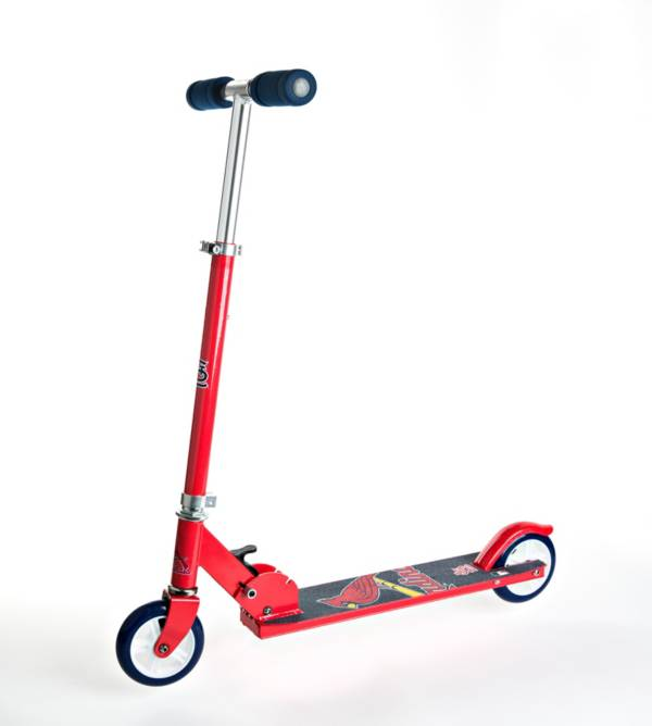 Walk-Onz Sports Youth St Louis Cardinals Folding Kick Scooter product image
