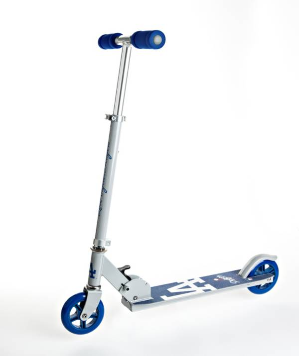 Walk-Onz Sports Youth Los Angeles Dodgers Folding Kick Scooter product image