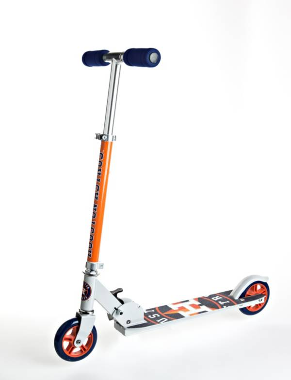 Walk-Onz Sports Youth Houston Astros Folding Kick Scooter product image