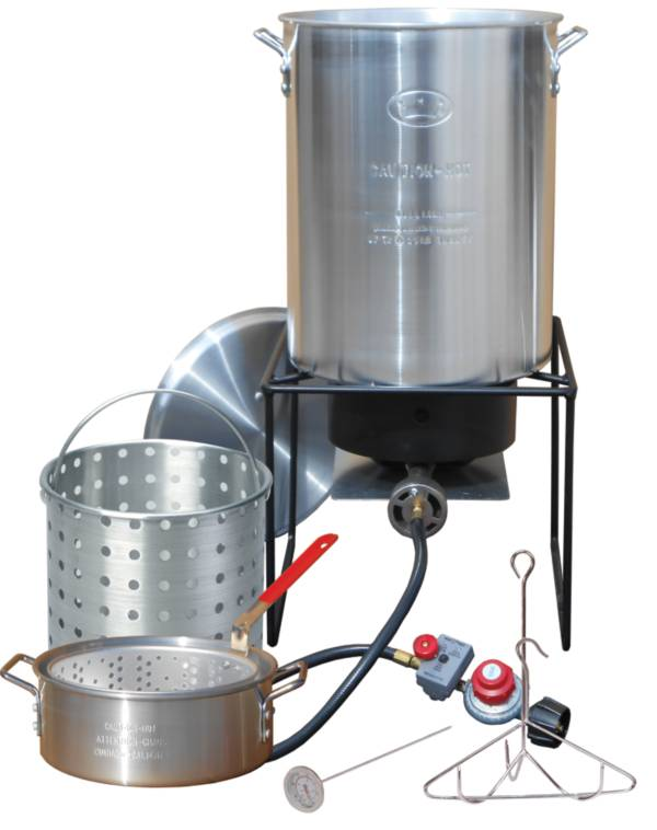 King Kooker Portable Propane Outdoor Deep Frying and Boiling Package product image