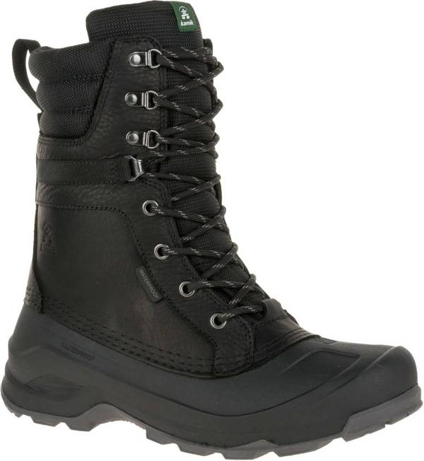 Kamik Men's State 200g Waterproof Insulated Winter Boots product image