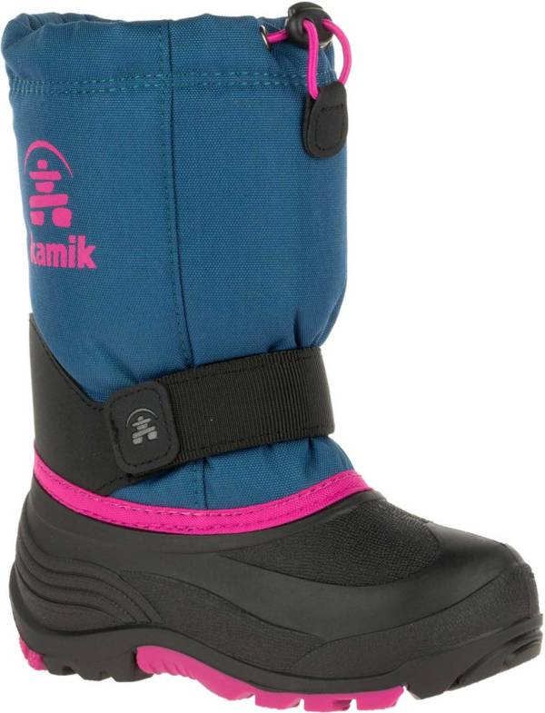 Kamik Youth Rocket Waterproof Insulated Snow Boots product image