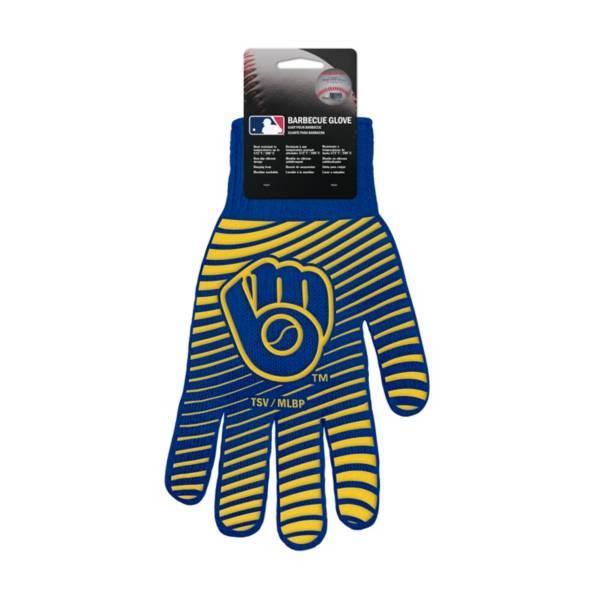 Sports Vault Milwaukee Brewers BBQ Glove product image
