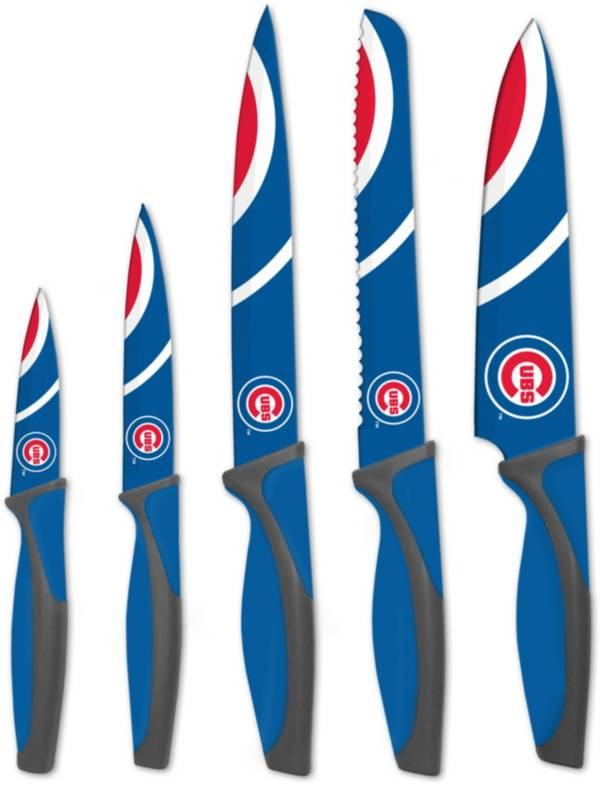 Sports Vault Chicago Cubs Kitchen Knives product image
