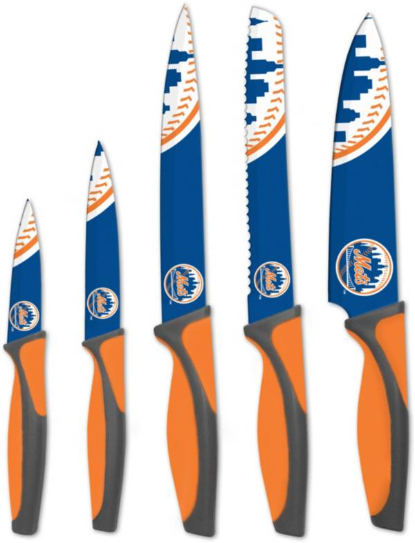 Sports Vault New York Mets Kitchen Knives product image