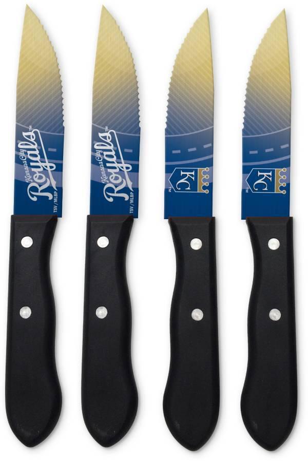 Sports Vault Kansas City Royals Steak Knives product image