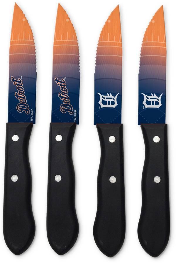 Sports Vault Detroit Tigers Steak Knives product image