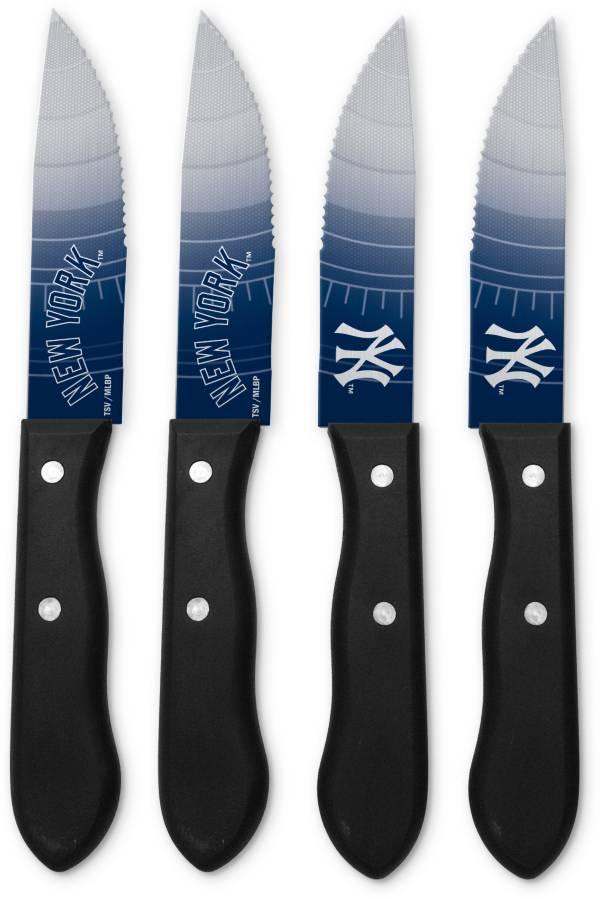Sports Vault New York Yankees Steak Knives product image