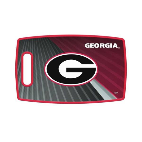 Sports Vault Georgia Bulldogs Cutting Board product image
