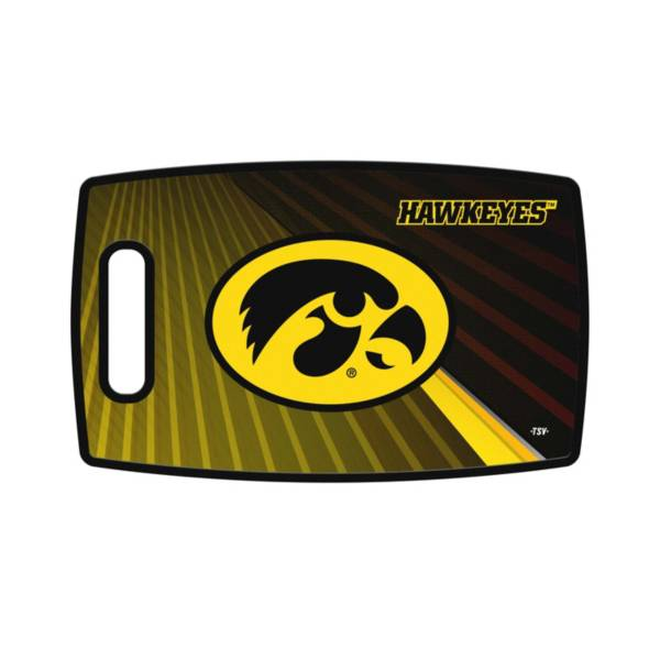 Sports Vault Iowa Hawkeyes Cutting Board product image