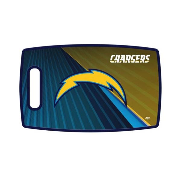 Sports Vault Los Angeles Chargers Cutting Board product image