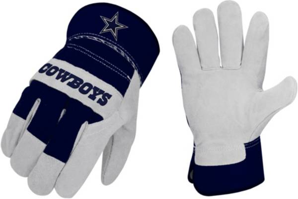 Sports Vault Dallas Cowboys Work Gloves product image