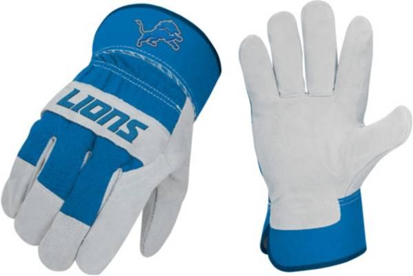 Sports Vault Detroit Lions Work Gloves product image