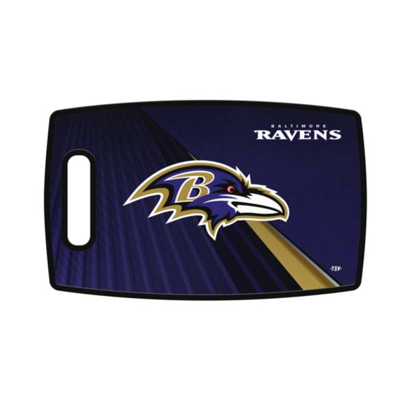 Sports Vault Baltimore Ravens Cutting Board product image