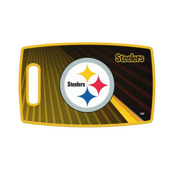 Sports Vault Pittsburgh Steelers Cutting Board product image