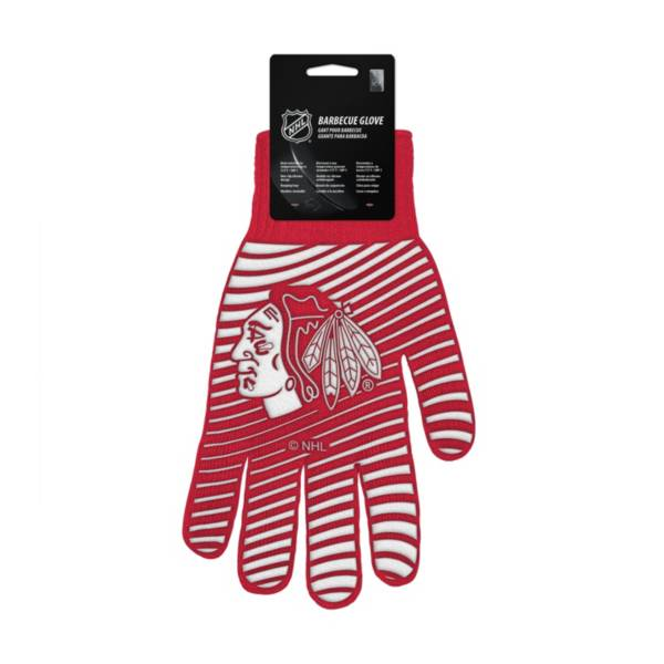 Sports Vault Chicago Blackhawks BBQ Glove product image