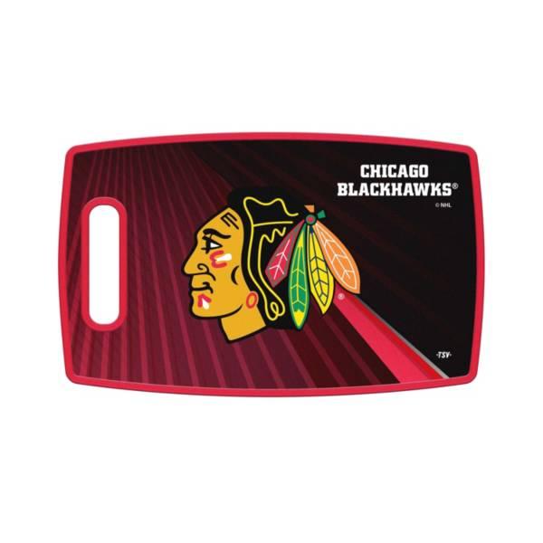 Sports Vault Chicago Blackhawks Cutting Board product image