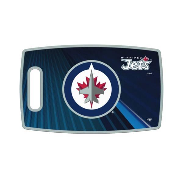 Sports Vault Winnipeg Jets Cutting Board product image