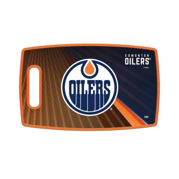 Sports Vault Edmonton Oilers Cutting Board product image