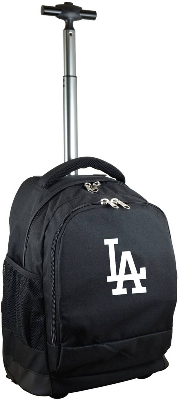 Mojo Los Angeles Dodgers Wheeled Premium Black Backpack product image