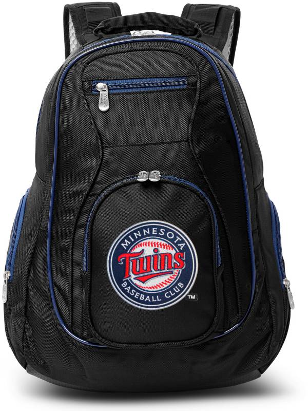 Mojo Minnesota Twins Colored Trim Laptop Backpack product image