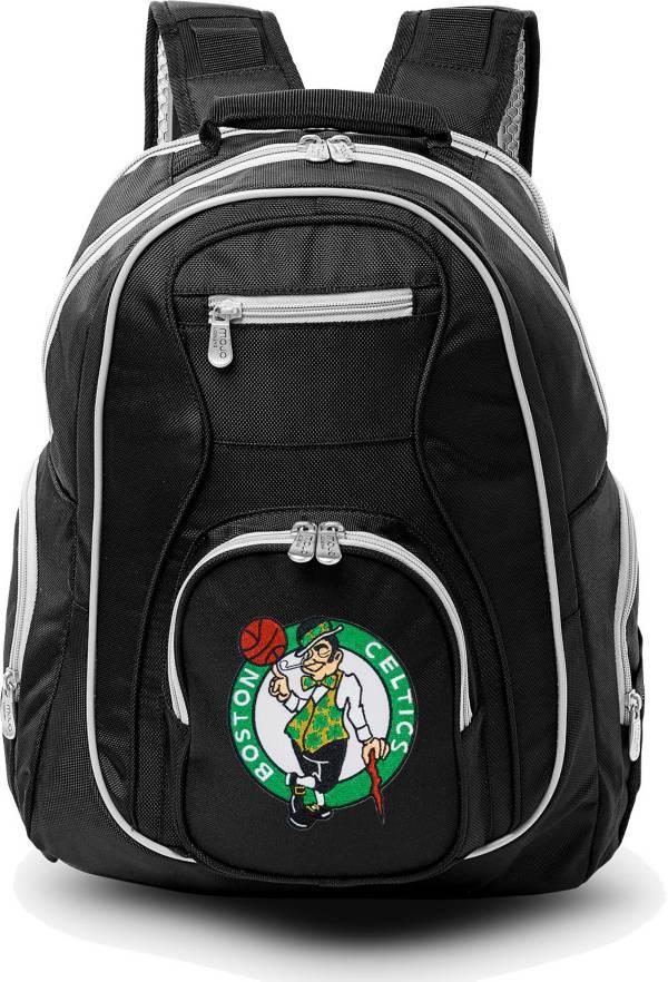 Mojo Boston Celtics Colored Trim Laptop Backpack product image