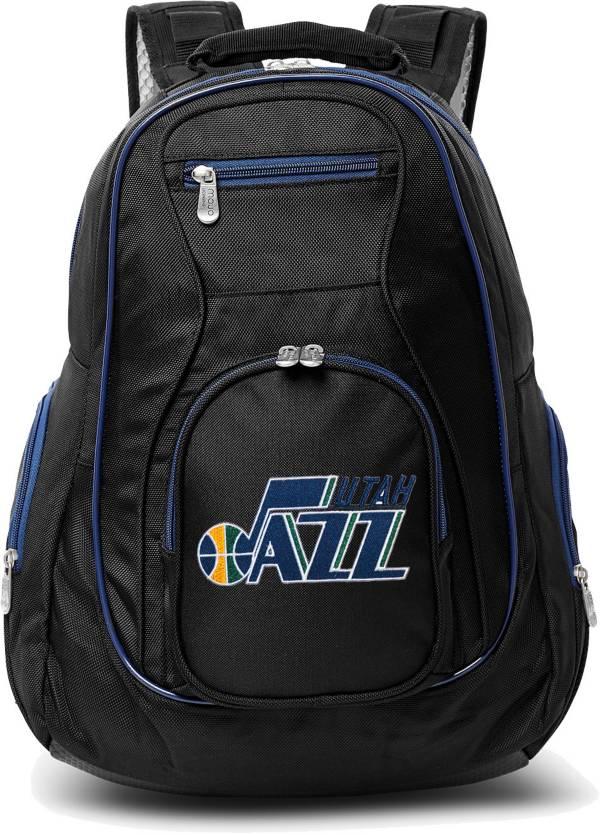 Mojo Utah Jazz Colored Trim Laptop Backpack product image