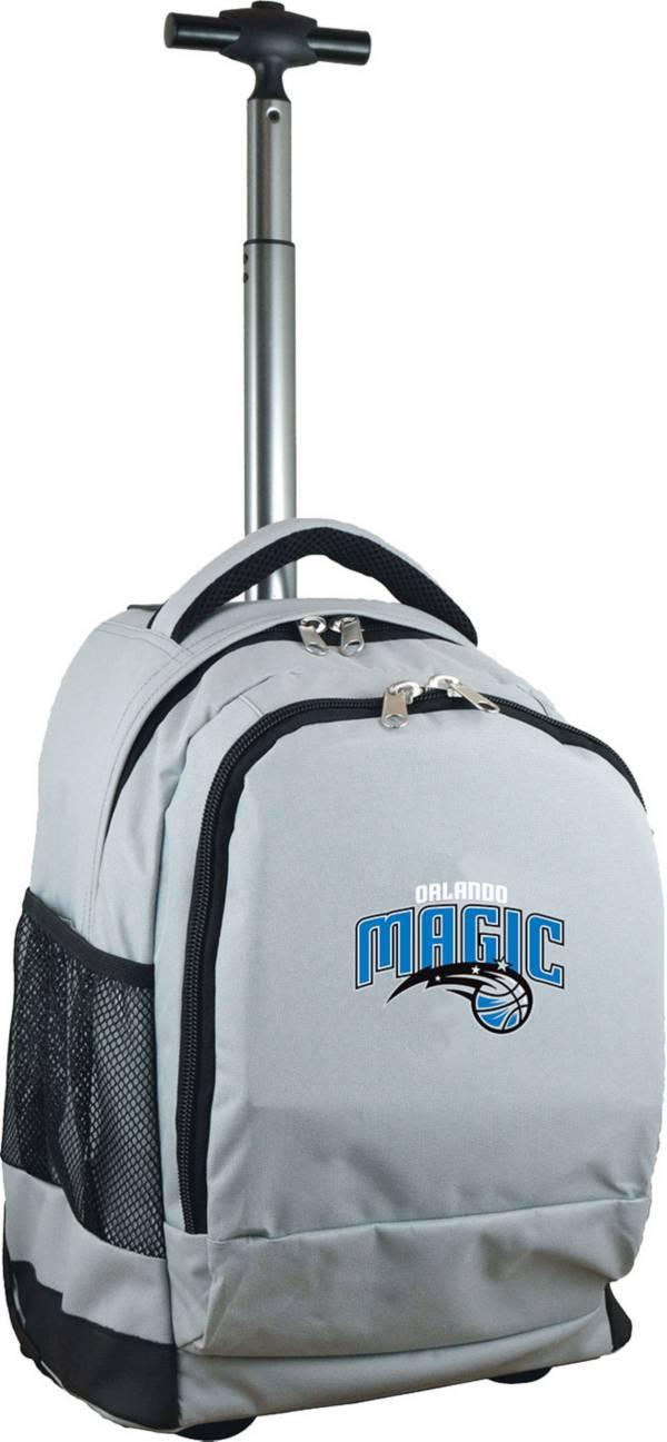 Mojo Orlando Magic Wheeled Premium Grey Backpack product image