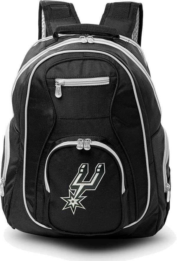 Mojo San Antonio Spurs Colored Trim Laptop Backpack product image