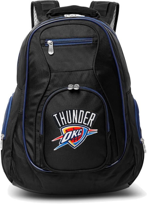 Mojo Oklahoma City Thunder Colored Trim Laptop Backpack product image