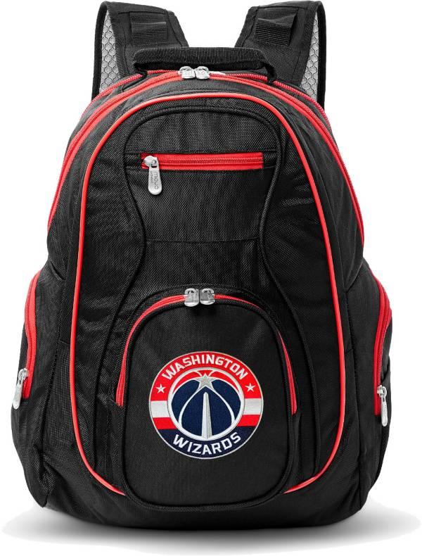 Mojo Washington Wizards Colored Trim Laptop Backpack product image