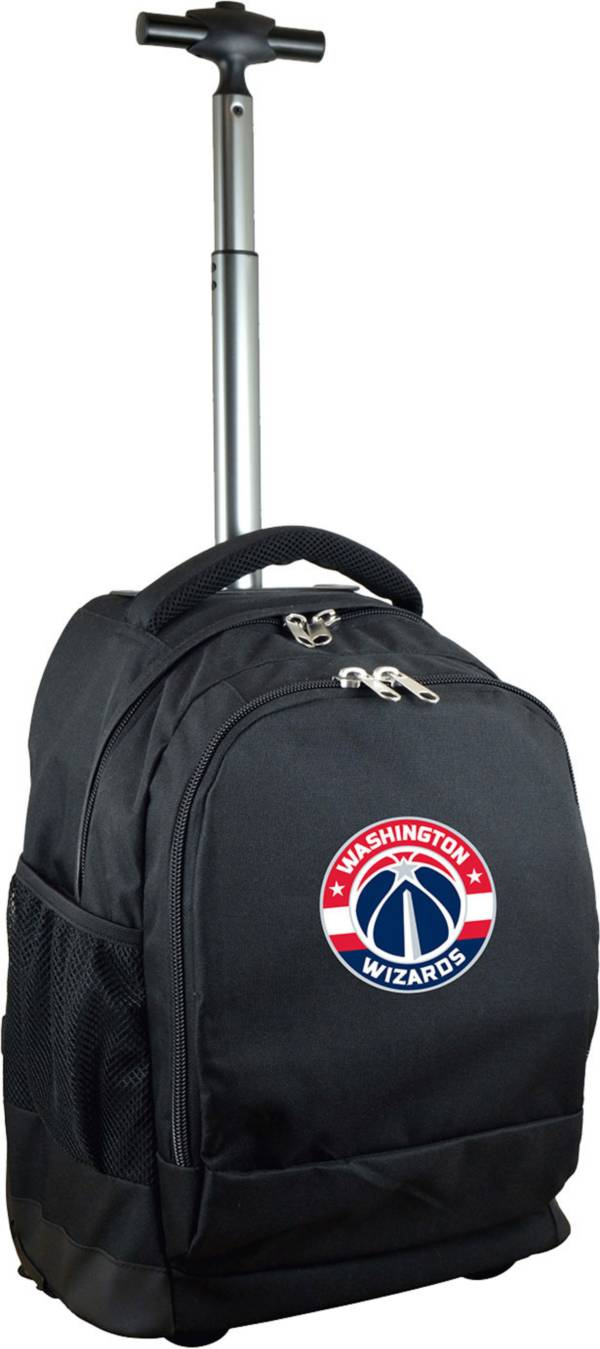 Mojo Washington Wizards Wheeled Premium Black Backpack product image
