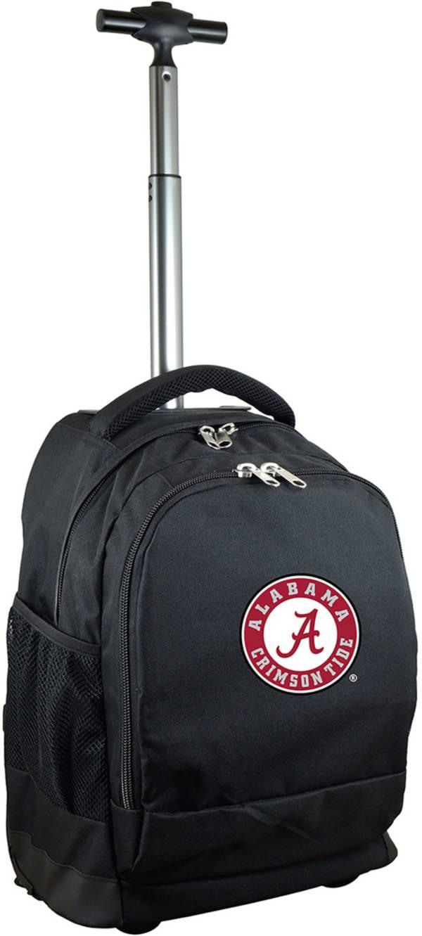 Mojo Alabama Crimson Tide Wheeled Premium Black Backpack product image
