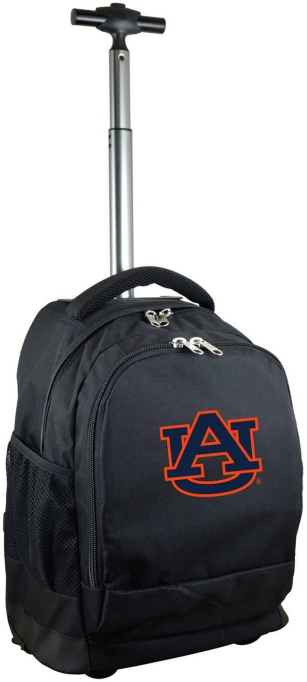 Mojo Auburn Tigers Wheeled Premium Black Backpack product image