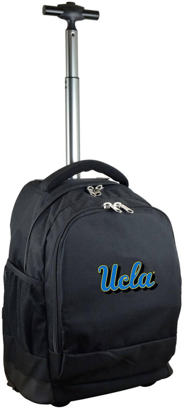 Mojo UCLA Bruins Wheeled Premium Black Backpack product image