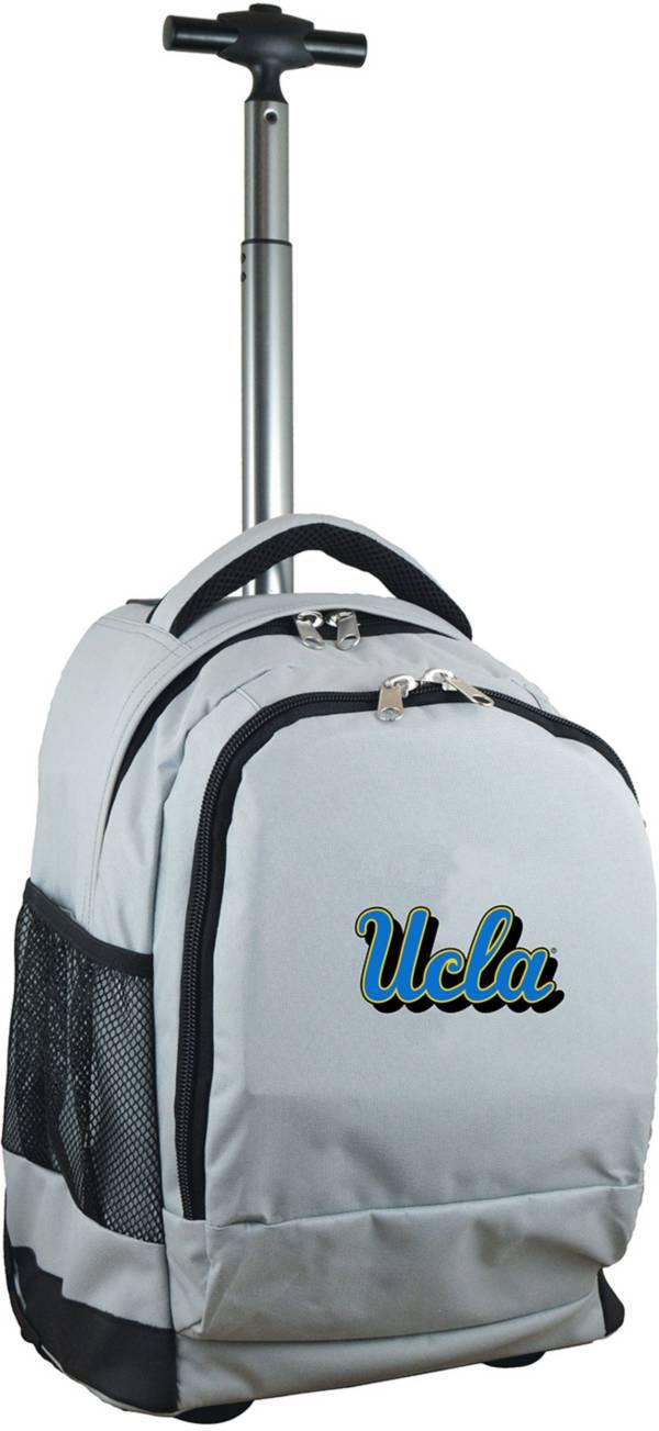 Mojo UCLA Bruins Wheeled Premium Grey Backpack product image