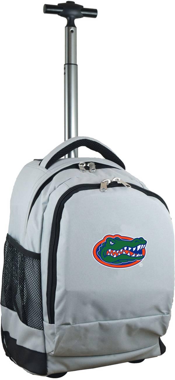 Mojo Florida Gators Wheeled Premium Grey Backpack product image