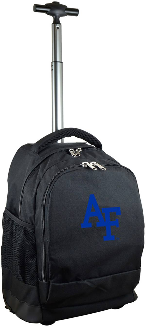 Mojo Air Force Falcons Wheeled Premium Black Backpack product image
