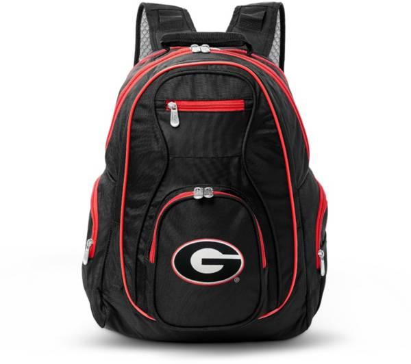 Mojo Georgia Bulldogs Colored Trim Laptop Backpack product image