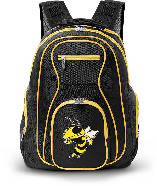 Mojo Georgia Tech Yellow Jackets Colored Trim Laptop Backpack product image
