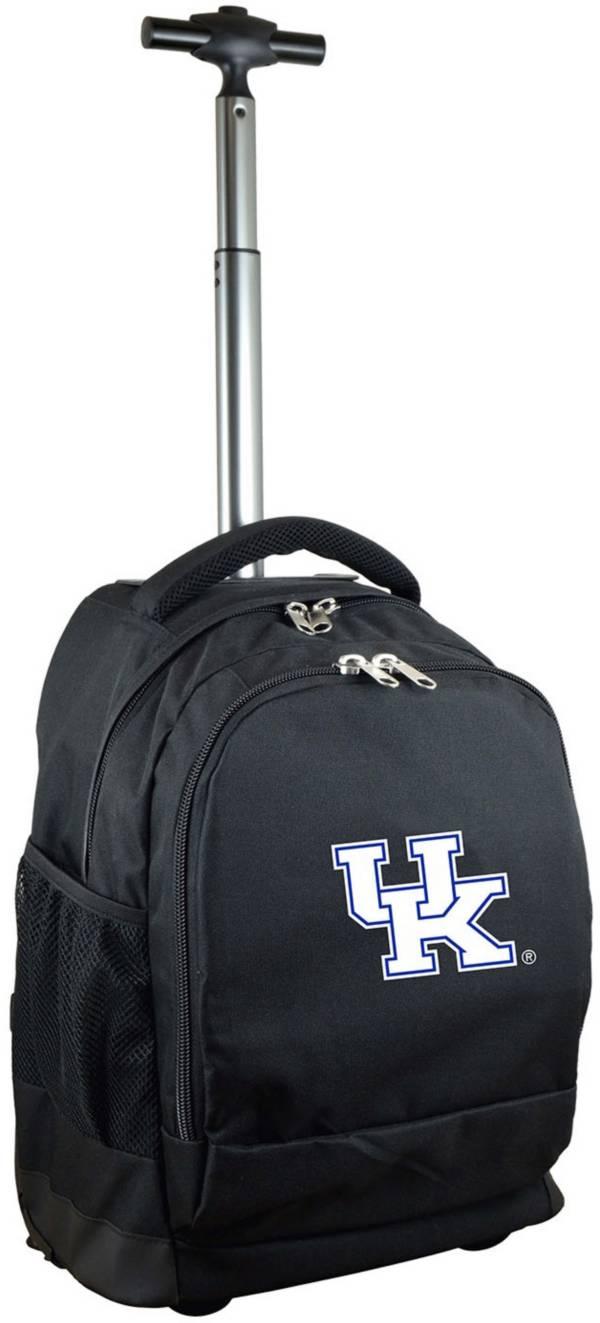 Mojo Kentucky Wildcats Wheeled Premium Black Backpack product image