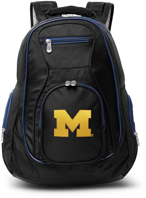 Mojo Michigan Wolverines Colored Trim Laptop Backpack product image