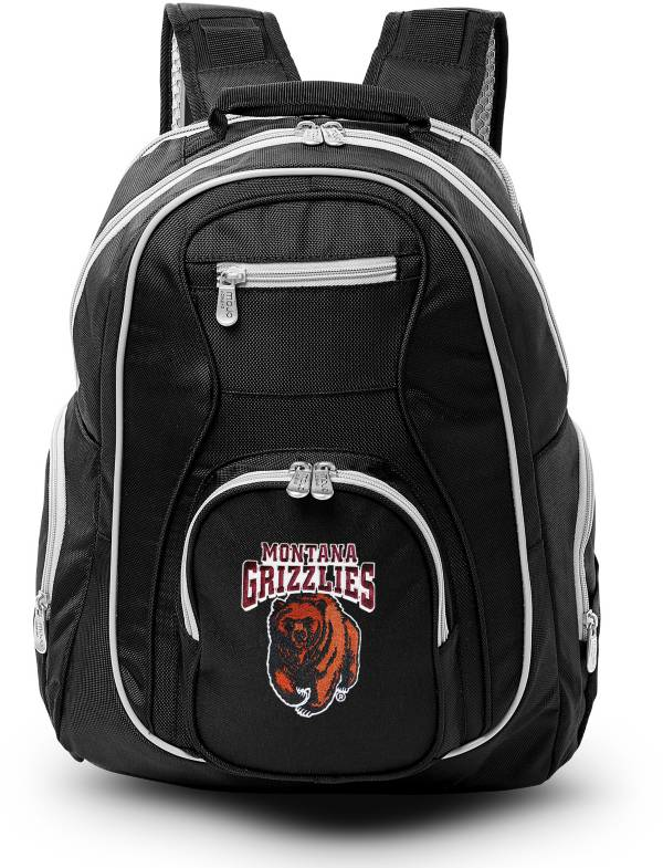 Mojo Montana Grizzlies Colored Trim Laptop Backpack product image