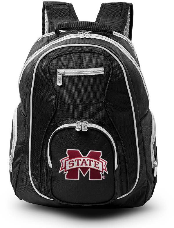 Mojo Mississippi State Bulldogs Colored Trim Laptop Backpack product image