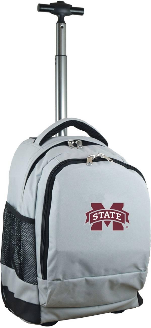 Mojo Missouri State Bears Wheeled Premium Grey Backpack product image