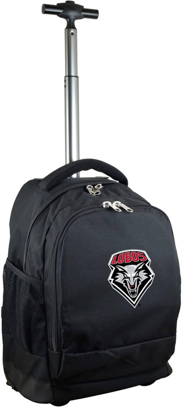 Mojo New Mexico Lobos Wheeled Premium Black Backpack product image