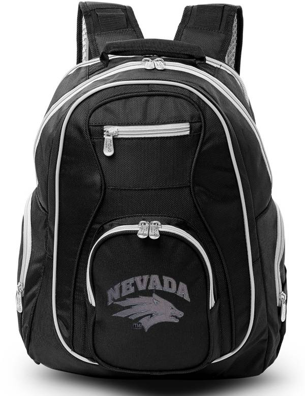 Mojo Nevada Wolf Pack Colored Trim Laptop Backpack product image