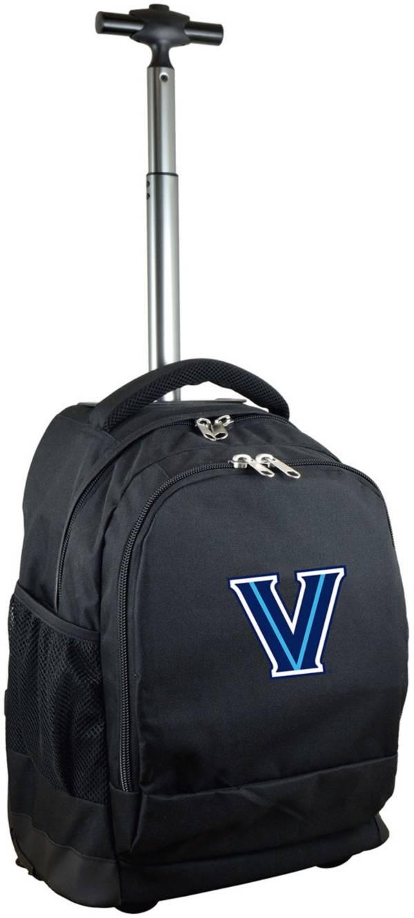 Mojo Villanova Wildcats Wheeled Premium Black Backpack product image